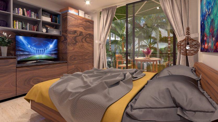 Brava towers tulum 2 bedroom condo17