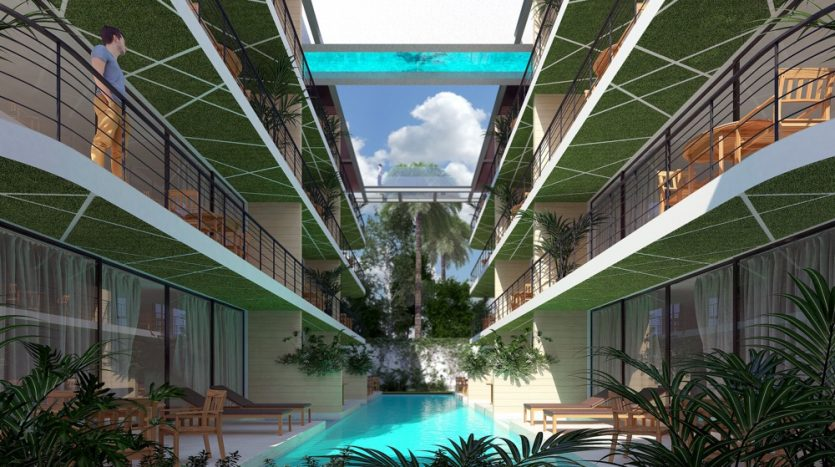 Brava towers tulum 6