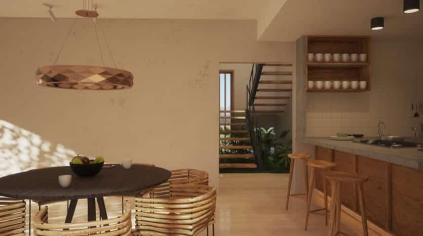 Casa libre airena tulum 3 bedroom condro7