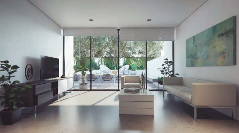 Central Park Lagunas Tulum studio penthouse14