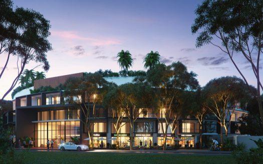 Central Park Lagunas Tulum studio penthouse3