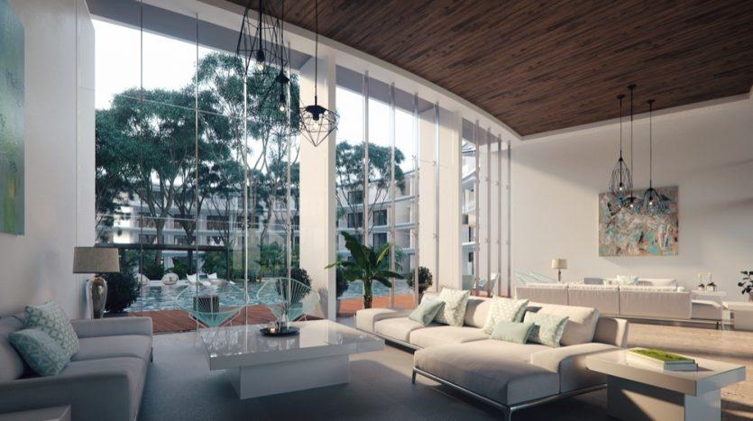 Central Park Lagunas Tulum studio penthouse8