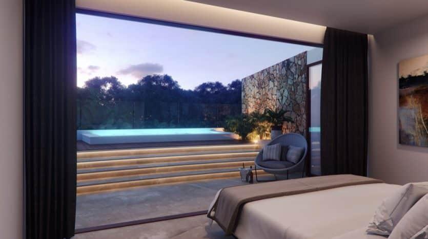 Highline Serenity Tulum 2 bedroom penthouse1
