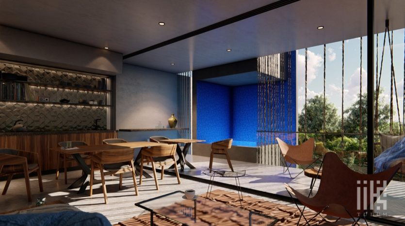 IIK Tulum 3 bedroom Penthouse0