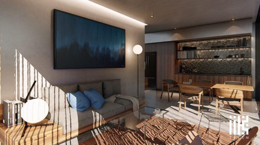 IIK Tulum 3 bedroom Penthouse1