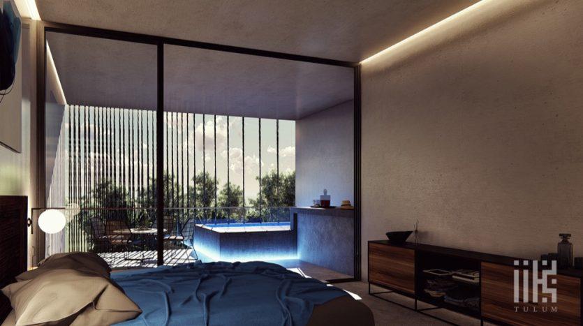 IIK Tulum 3 bedroom Penthouse24