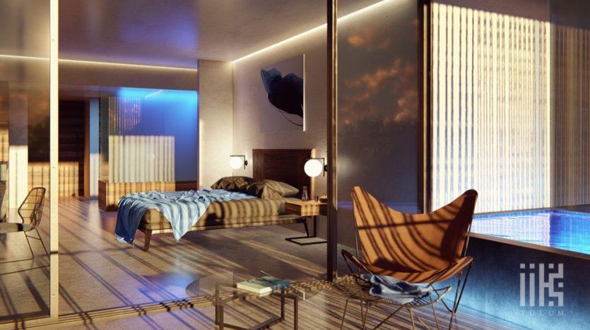IIK Tulum 3 bedroom Penthouse28