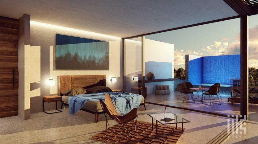 IIK Tulum 3 bedroom Penthouse31
