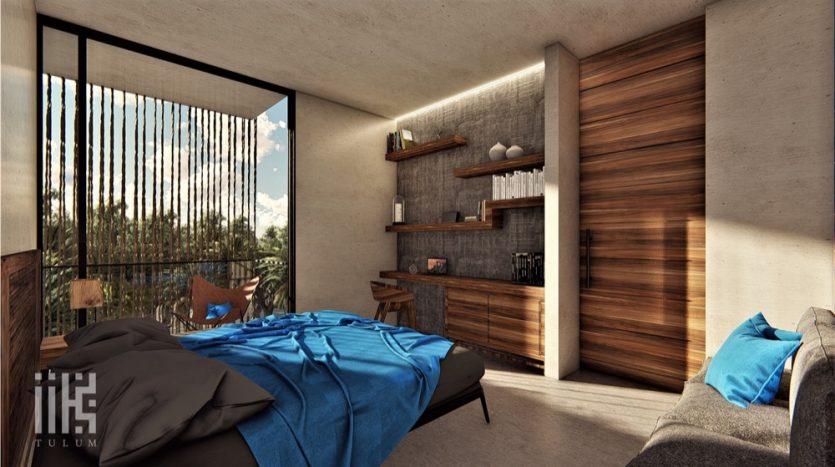 IIK Tulum 3 bedroom Penthouse33
