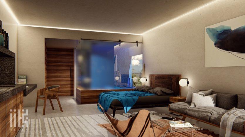 IIK Tulum 3 bedroom Penthouse34