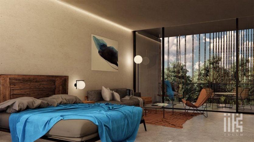 IIK Tulum 3 bedroom Penthouse35