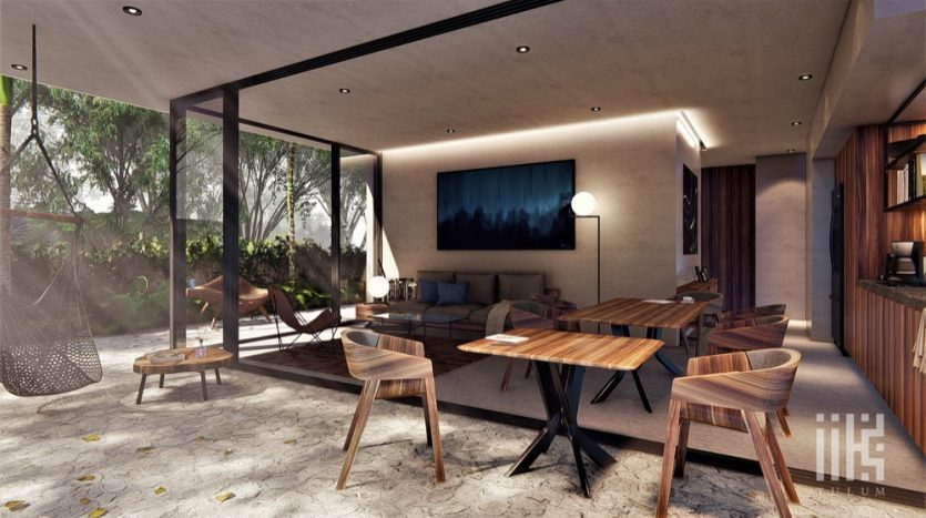 IIK Tulum 3 bedroom Penthouse4
