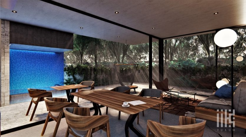 IIK Tulum 3 bedroom Penthouse5