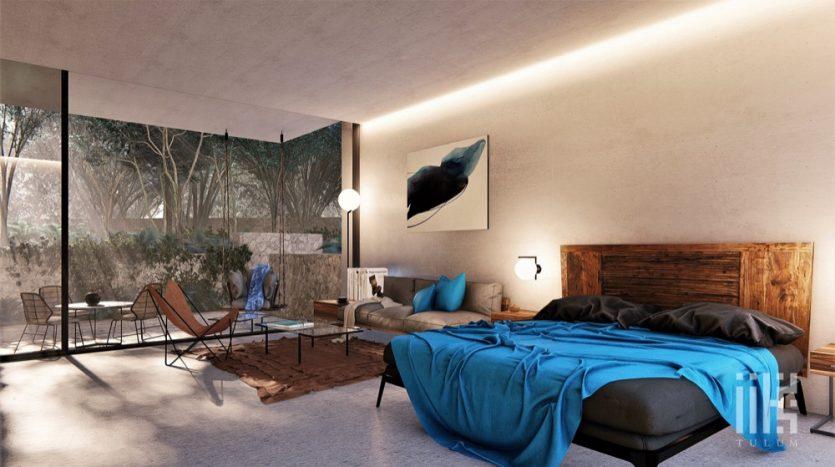 IIK Tulum 3 bedroom Penthouse6
