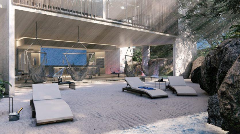 IIK Tulum 3 bedroom Penthouse9