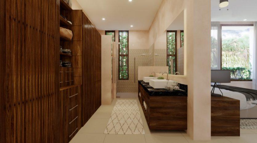 Mirak tulum 2 bedroom condo0
