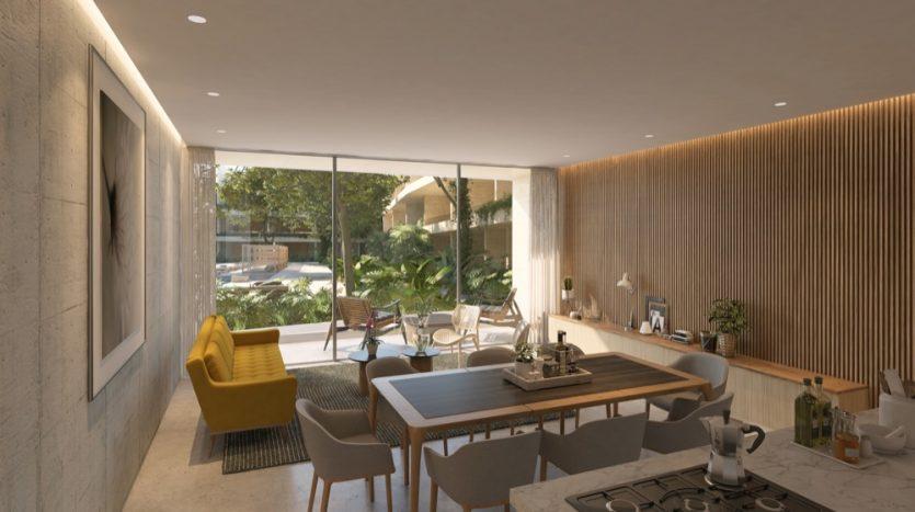 Mystiq tulum 2 bedroom penthouse14
