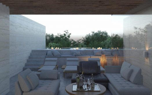 Mystiq tulum 3 bedroom penthouse11