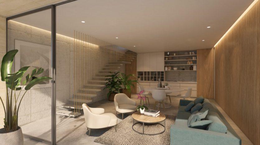 Mystiq tulum 3 bedroom penthouse16