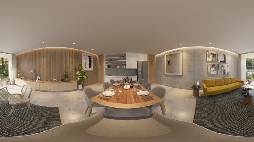 Mystiq tulum 3 bedroom penthouse3