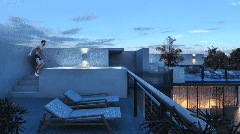 Naj Kiin tulum 3 bedroom penthouse12