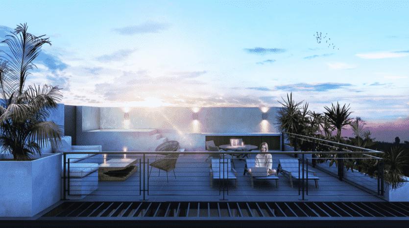 Naj Kiin tulum 3 bedroom penthouse13