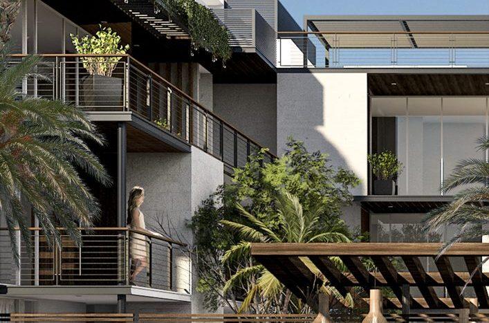 Naj Kiin tulum 3 bedroom penthouse5