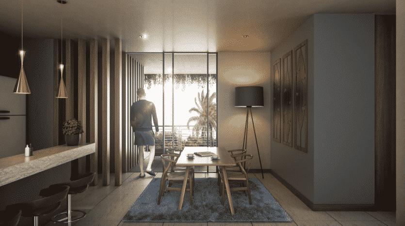 Naj Kiin tulum 3 bedroom penthouse6