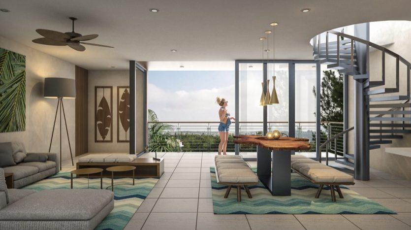 Naj Kiin tulum 3 bedroom penthouse7