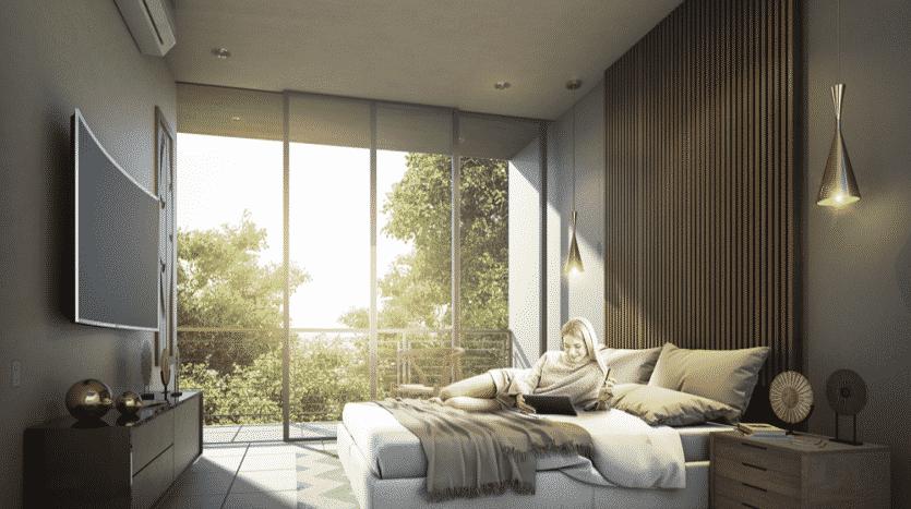 Naj Kiin tulum 3 bedroom penthouse9