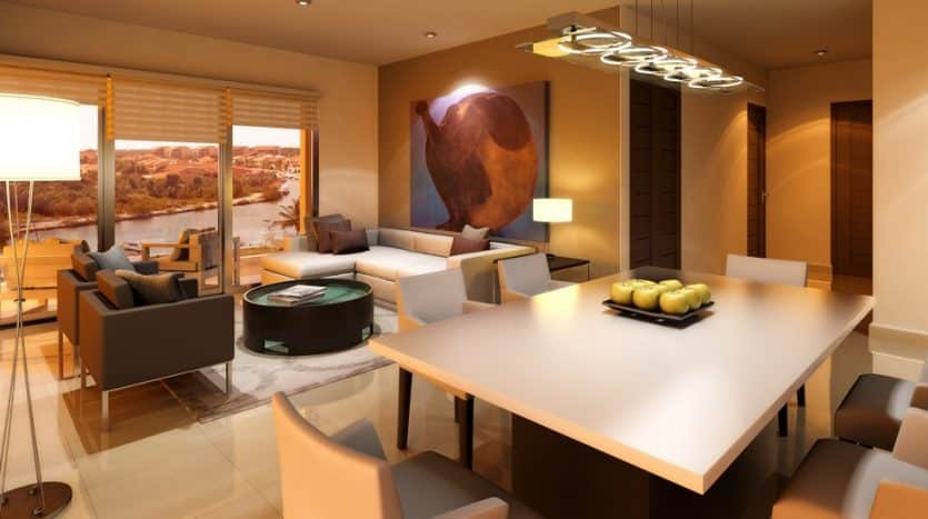 Quinta Aqua Puerto Aventuras 3 bedroom condo2