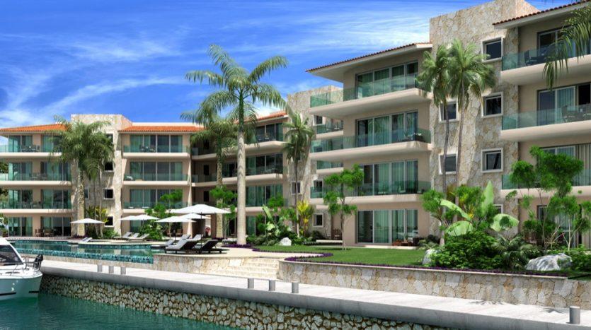 Quinta Aqua Puerto Aventuras 3 bedroom condo5