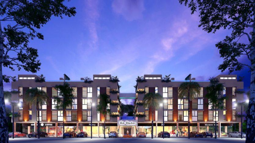 Viva Residences Tulum 2 bedroom condo0