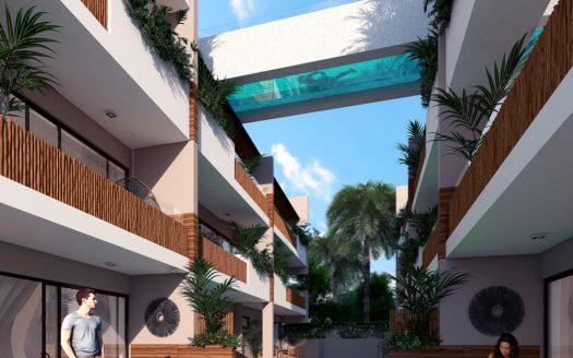Viva Residences Tulum 2 bedroom condo2