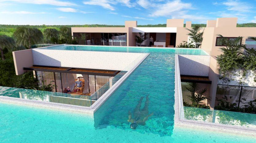 Viva Residences Tulum 2 bedroom condo4