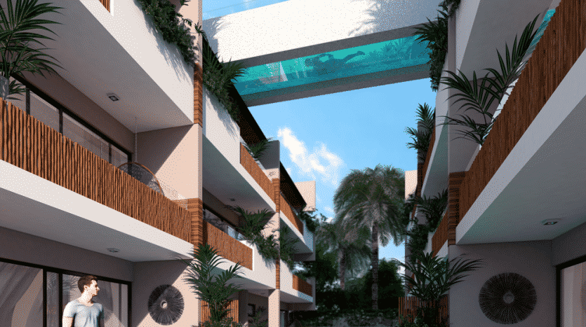 Viva Residences Tulum Commercial Area11