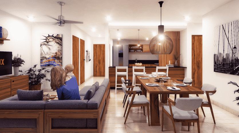 Viva Residences Tulum Commercial Area13