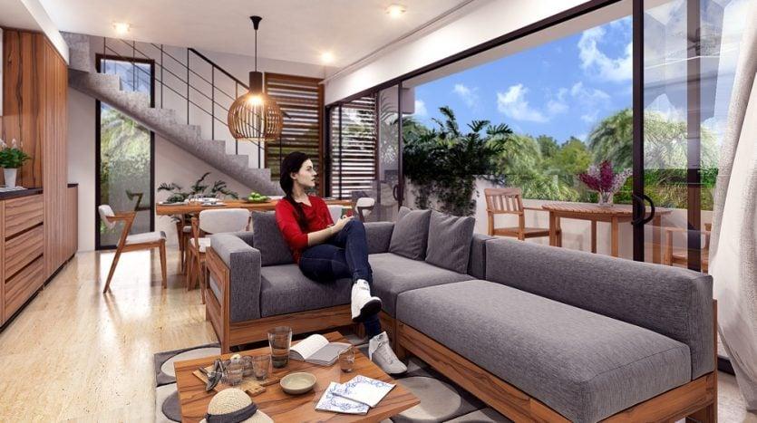 Viva Residences Tulum Commercial Area15