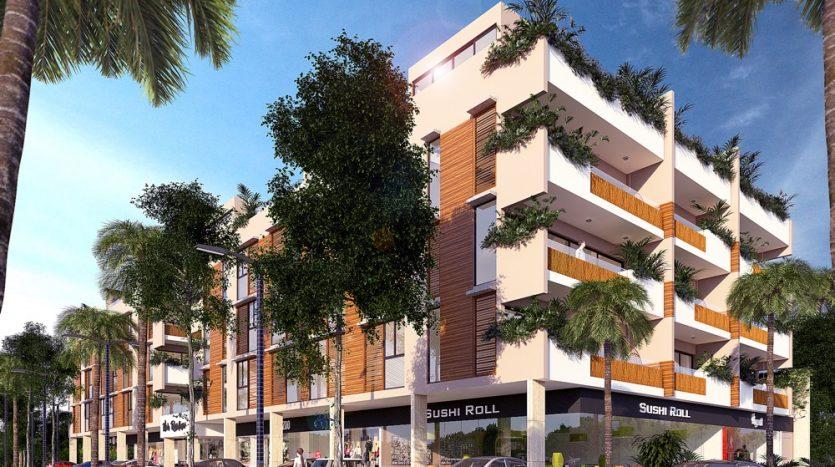 Viva Residences Tulum Commercial Area9