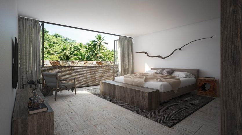 awa residences playacar phase 2 2 bedroom penthouse 12