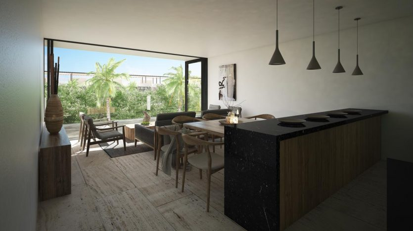 awa residences playacar phase 2 2 bedroom penthouse 20