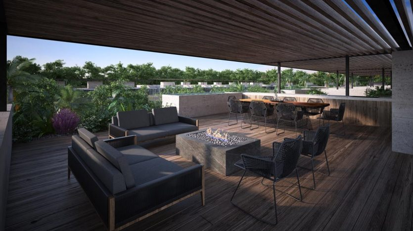 awa residences playacar phase 2 3 bedroom condo 19