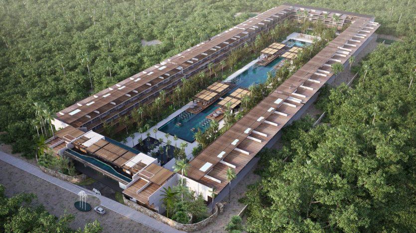 awa residences playacar phase 2 3 bedroom condo 7