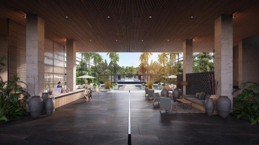 awa residences playacar phase 2 3 bedroom penthouse 10