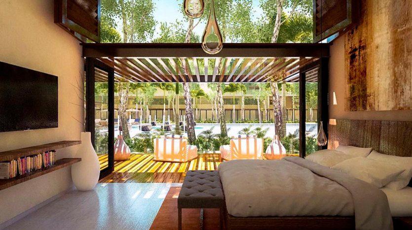 awa residences playacar phase 2 3 bedroom penthouse 14