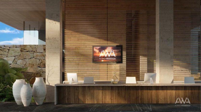 awa residences playacar phase 2 3 bedroom penthouse 17