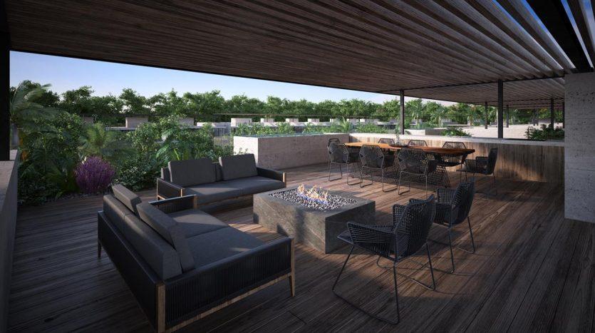 awa residences playacar phase 2 3 bedroom penthouse 19
