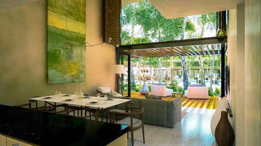 awa residences playacar phase 2 3 bedroom penthouse 21