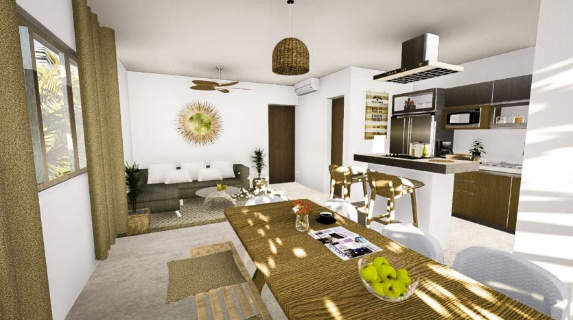 condos 8 tulum 2 bedroom penthouse 3