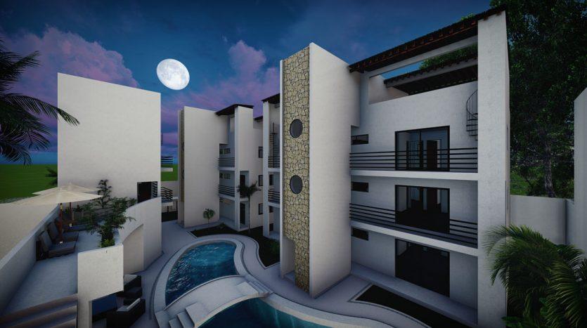 condos 8 tulum 2 bedroom penthouse 8